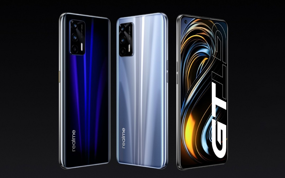 Realme GT arrives as a true flagship for just $500