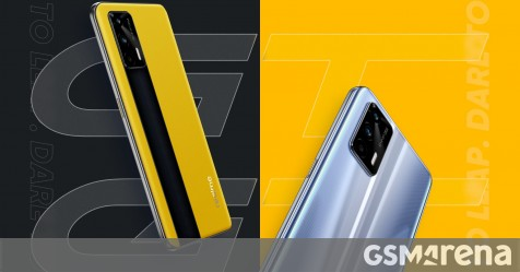The Realme GT 5G will launch with the Android 11-based Realme UI 2.0 out of the box - GSMArena.com news - GSMArena.com