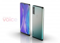 Renders of unknown Realme phone