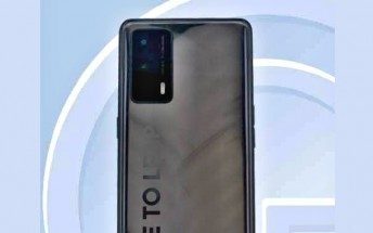 TENAA lists a mystery Realme with a curved display, could be the GT Neo