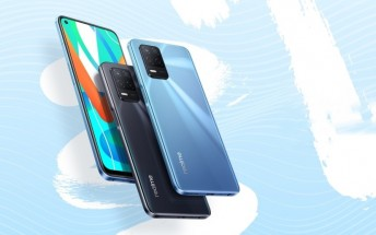 Realme V13 5G is official with Dimensity 700 and a big battery