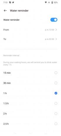 Drink Reminder