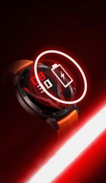 Красные волшебные часы