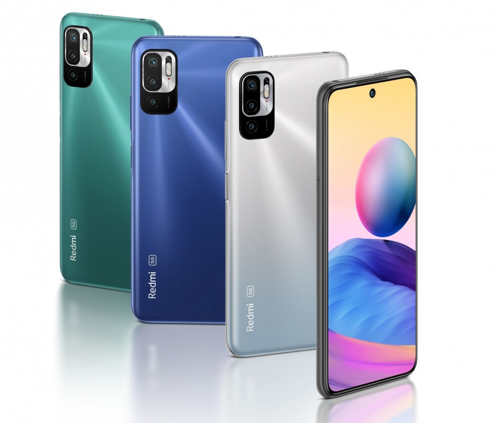 Redmi Note 10 series go global - Note 10 Pro, Note 10, Note 10S and Note 10 5G