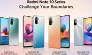 Global Redmi Note 10 series debut  - Note 10 Pro, Note 10, Note 10S and Note 10 5G
