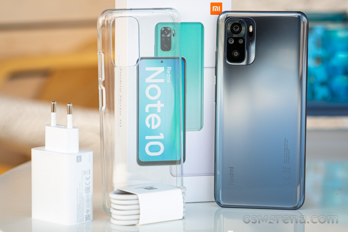 Xiaomi Redmi Note 10 in for review