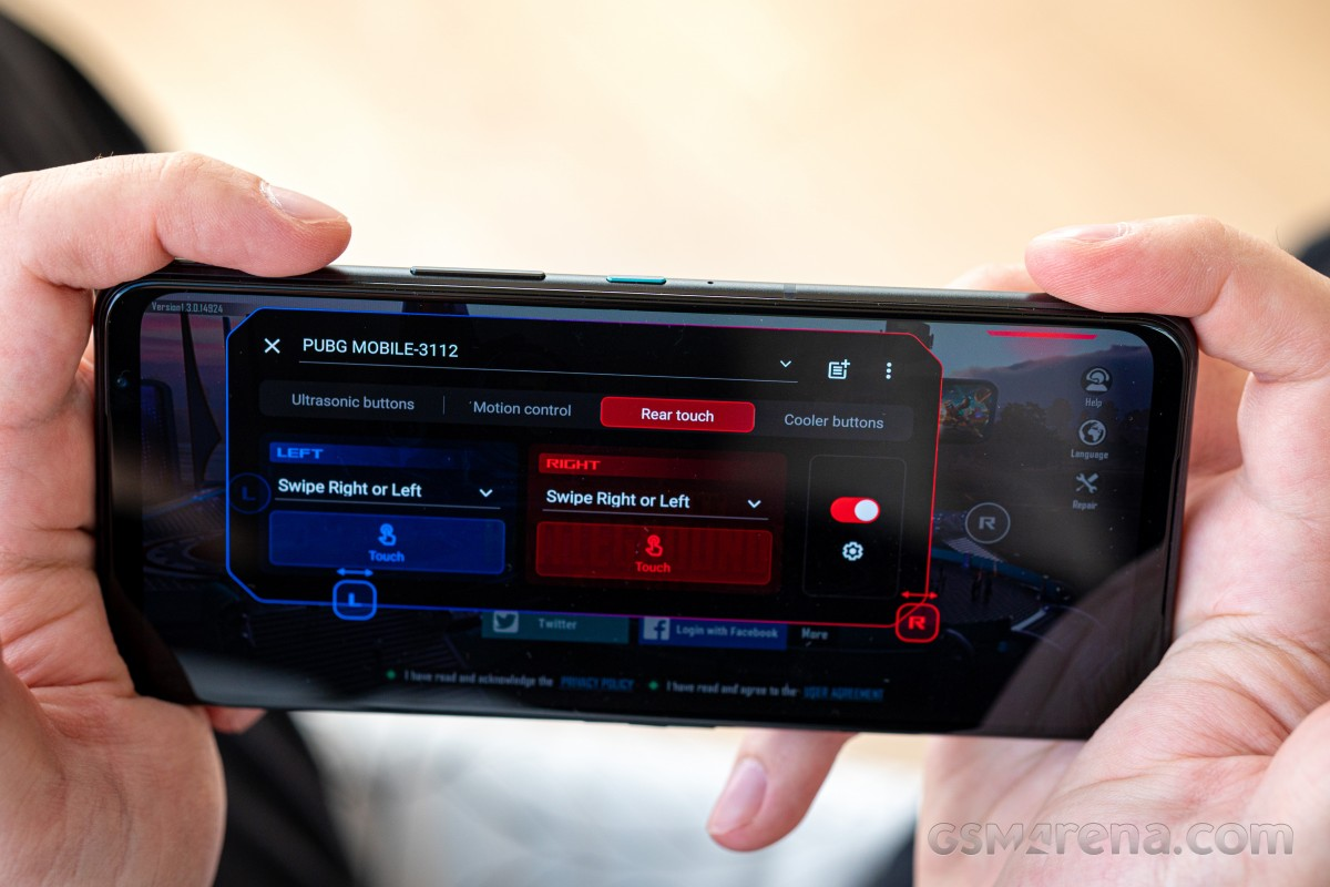 Práctico Asus ROG Phone 5 Ultimate