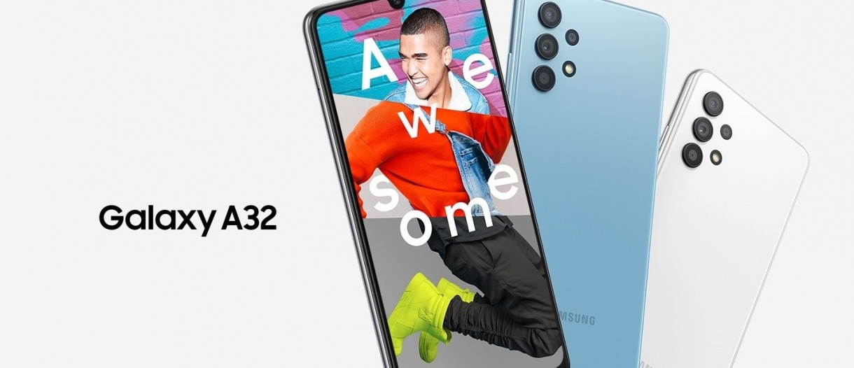 Samsung Galaxy A32 4G arrives in India for $300 - GSMArena.com news