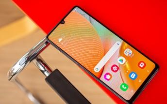Samsung Galaxy A42 5G and Galaxy M31 get One UI 3.1