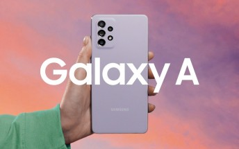 Samsung Galaxy A72 and A52 star in unboxing and promo videos