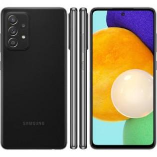 Samsung Galaxy A52 5G (in Black)