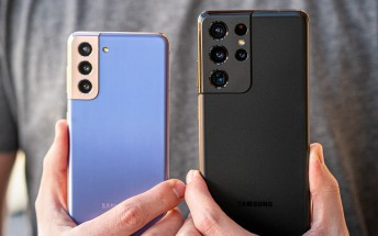 Samsung Galaxy flagships are receiving April security patch including S21, Z Fold2, and Note10