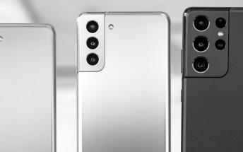 Samsung Galaxy S21 lineup surpasses 1 million sales in South Korea