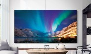 "Samsung's 110"" and 99"" micro-LED TVs will be available later this month, more models unveiled"