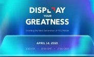 TCL schedules global press event for April 14