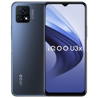 vivo iQOO U3X 5G in Elegant Gray