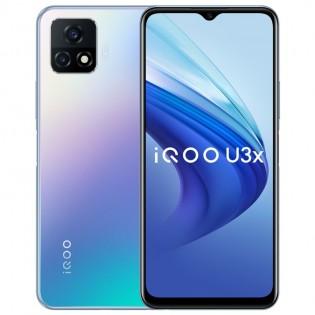 vivo iQOO U3X 5G in Magic Blue