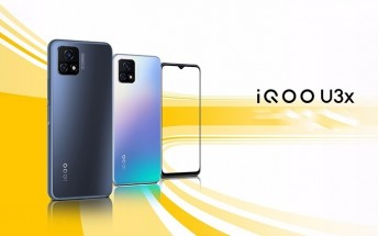 vivo iQOO U3X 5G arrives with Snapdragon 480 chipset and familiar looks