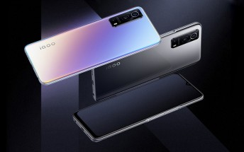 iQOO Z3 unveiled with Snapdragon 768G, 5G, 120Hz display and 55W fast charging