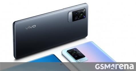 vivo X60 and X60 Pro go international: Snapdragon 870 in, periscope out - GSMArena.com news - GSMArena.com