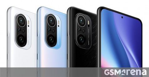 Weekly poll results: the Redmi K40 series is shaping up to be a hit, Pro+ comes out on top - GSMArena.com news - GSMArena.com