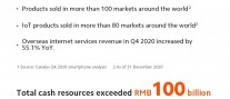 More takeaways from Xiaomi's report