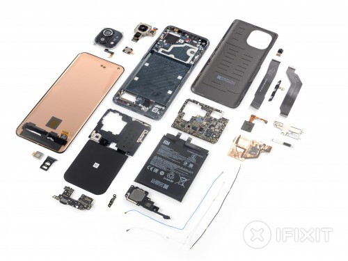All the bits that make the Xiaomi Mi 11 tick