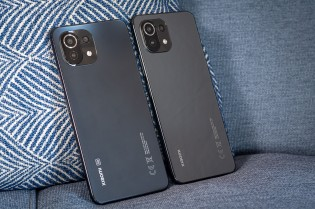 Xiaomi Mi 11 Lite 5G et 4G