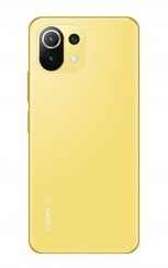 Xiaomi Mi 11 Lite 5G in Black, Green, Yellow