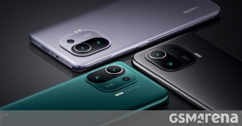Xiaomi Mi 11 Pro debuts with Snapdragon 888 and Samsung's GN2 50MP sensor - GSMArena.com news - GSMArena.com