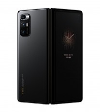 Two editions of the Mi Mix Fold: Ceramic Edition