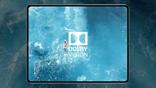 The internal display supports Dolby Vision and HDR10+
