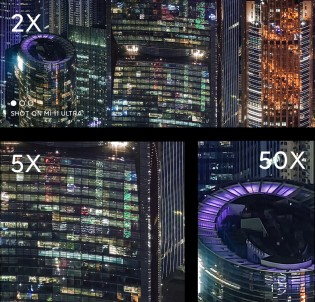 Xiaomi Mi 11 Ultra zoom test