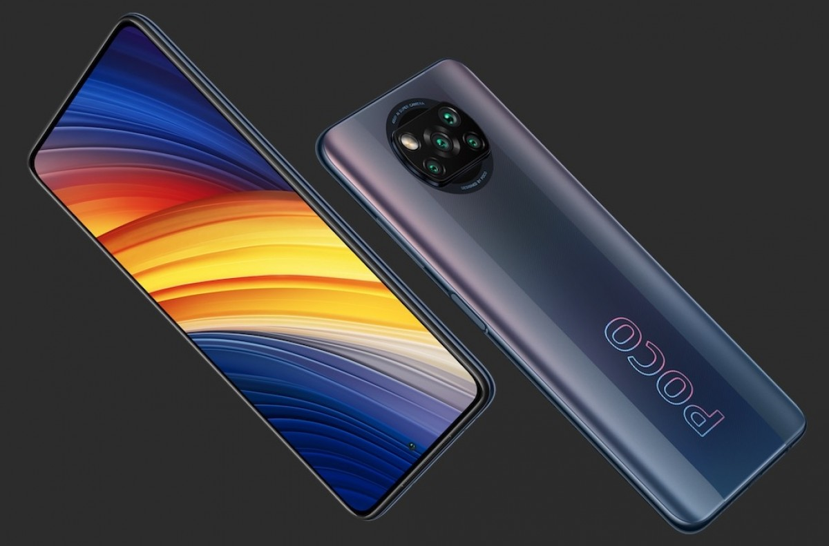 Poco X3 Pro and Poco F3 debut with Snapdragon 860 and 870