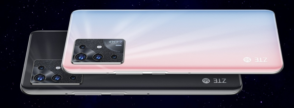ZTE S30 Pro comes with S768G chipset, 144 Hz AMOLED display, the S30 and S30 SE switch to Dimensity and LCD