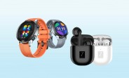 ZTE Watch GT and LiveBuds SE unveiled
