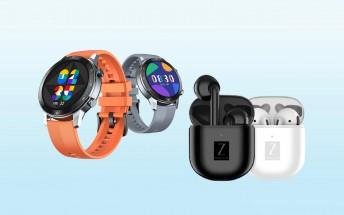 ZTE Watch GT and LiveBuds SE unveiled