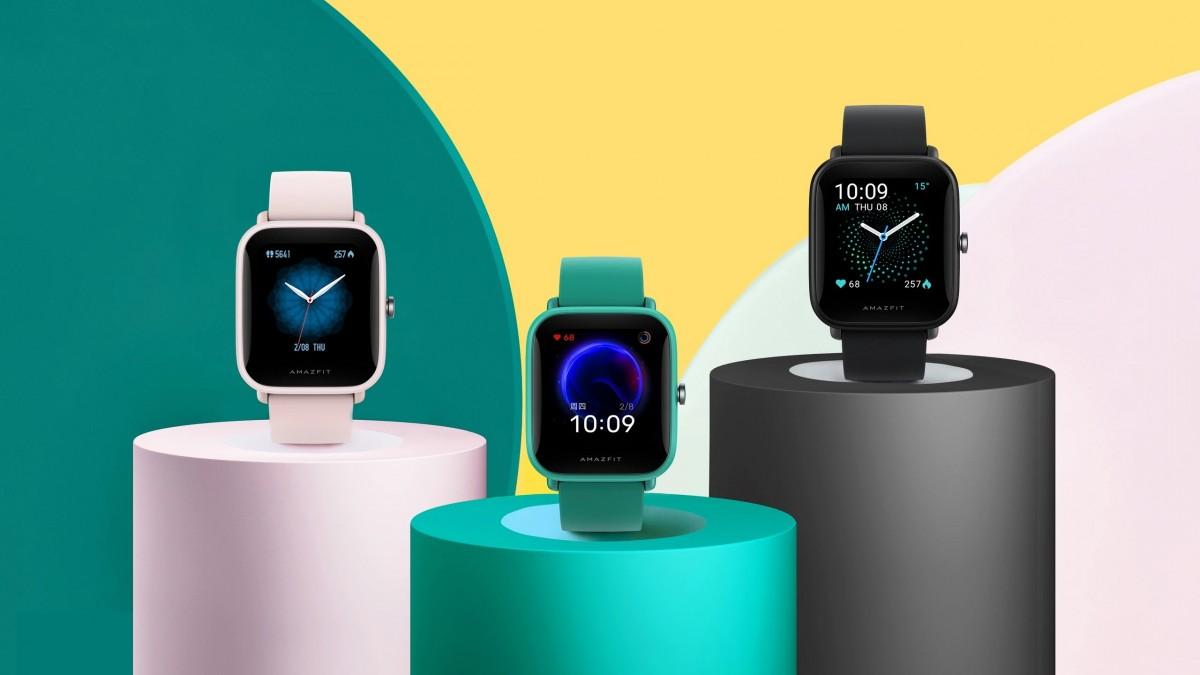Amazfit Bip U Pro goes on sale in India starting April 14 for INR4,999 -  GSMArena.com news