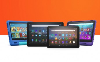Amazon brings updated Fire series tablets, optional keyboard and Microsoft 365 bundle