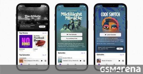Apple announces Podcasts Subscriptions and a redesigned app - GSMArena.com news - GSMArena.com