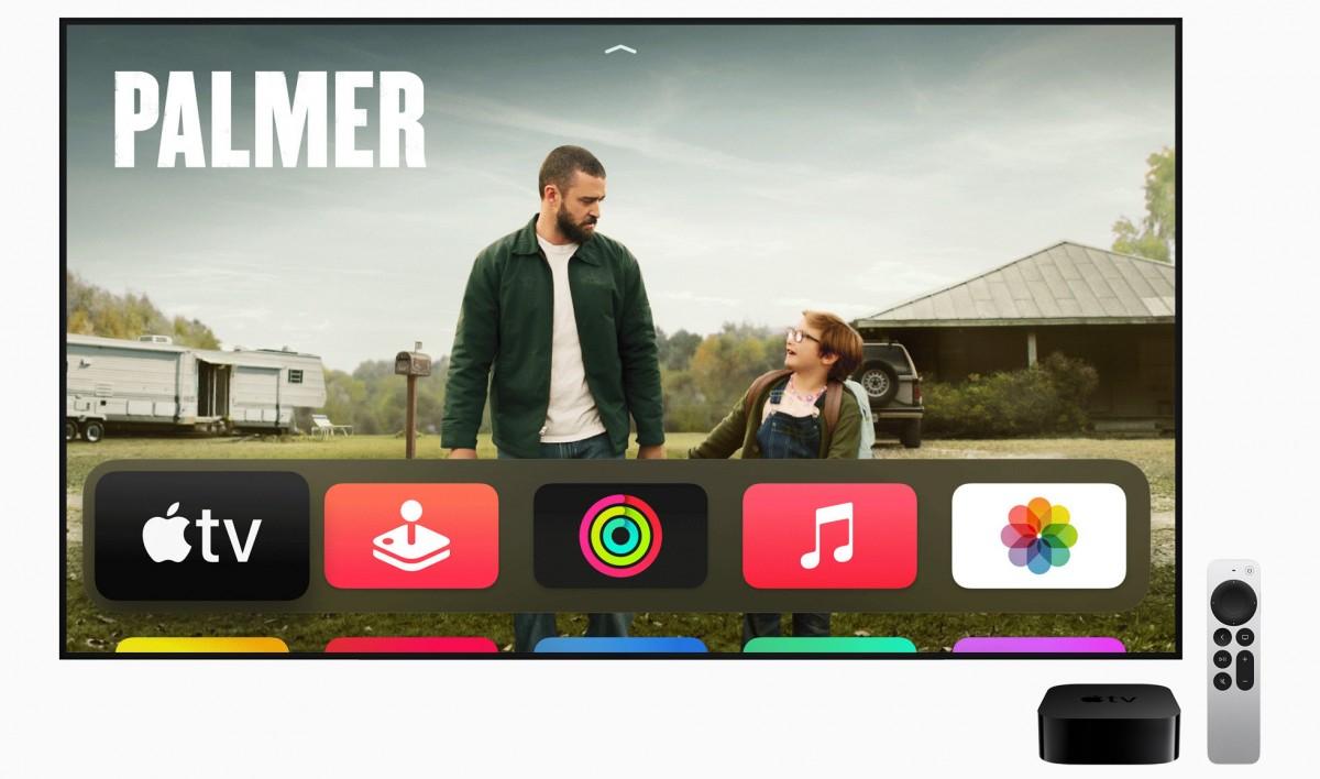 Apple announces second generation Apple TV 4K