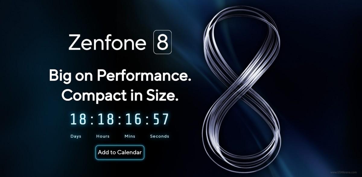 Asus ZenFone 8 定于 5 月 13 日亮相,或推出 Mini 款式? 2