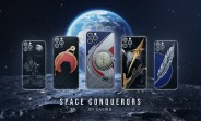 Caviar launches custom iPhone 12 Pro (Max) phones celebrating Gagarin, Armstrong, Musk and Bezos