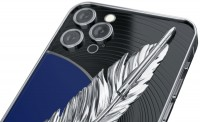 Caviar's iPhone 12 Pro Bezos