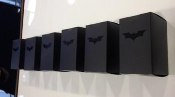 Nokia Lumia 800 The Dark Knight Rises édition limitée: seulement 40 produits
