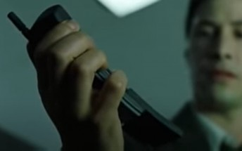 Flashback: famous phones featured in blockbuster movies (The Matrix, Iron Man)