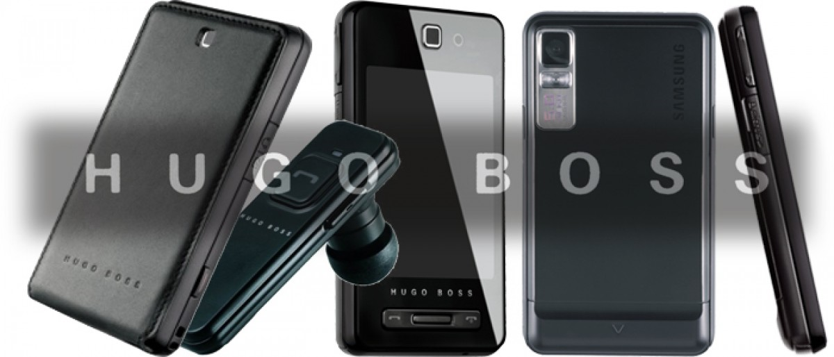 Flashback: Samsung's long history of fashion phones includes Giorgio Armani and Hugo Boss