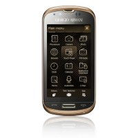 Samsung B7620 Giorgio Armani asked ''Can Windows Mobile be fashionable''?
