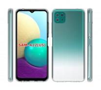 Samsung Galaxy A22 (case renders)