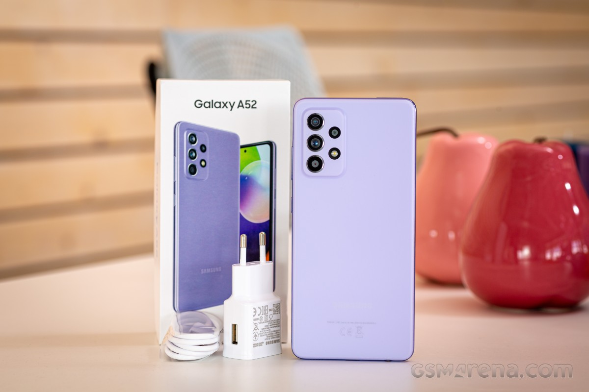 Our Samsung Galaxy A52 video review is out